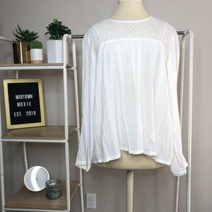 Abercrombie & Fitch size M blouse